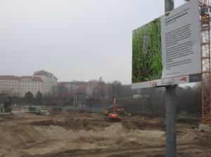 Baustelle Hyblerpark